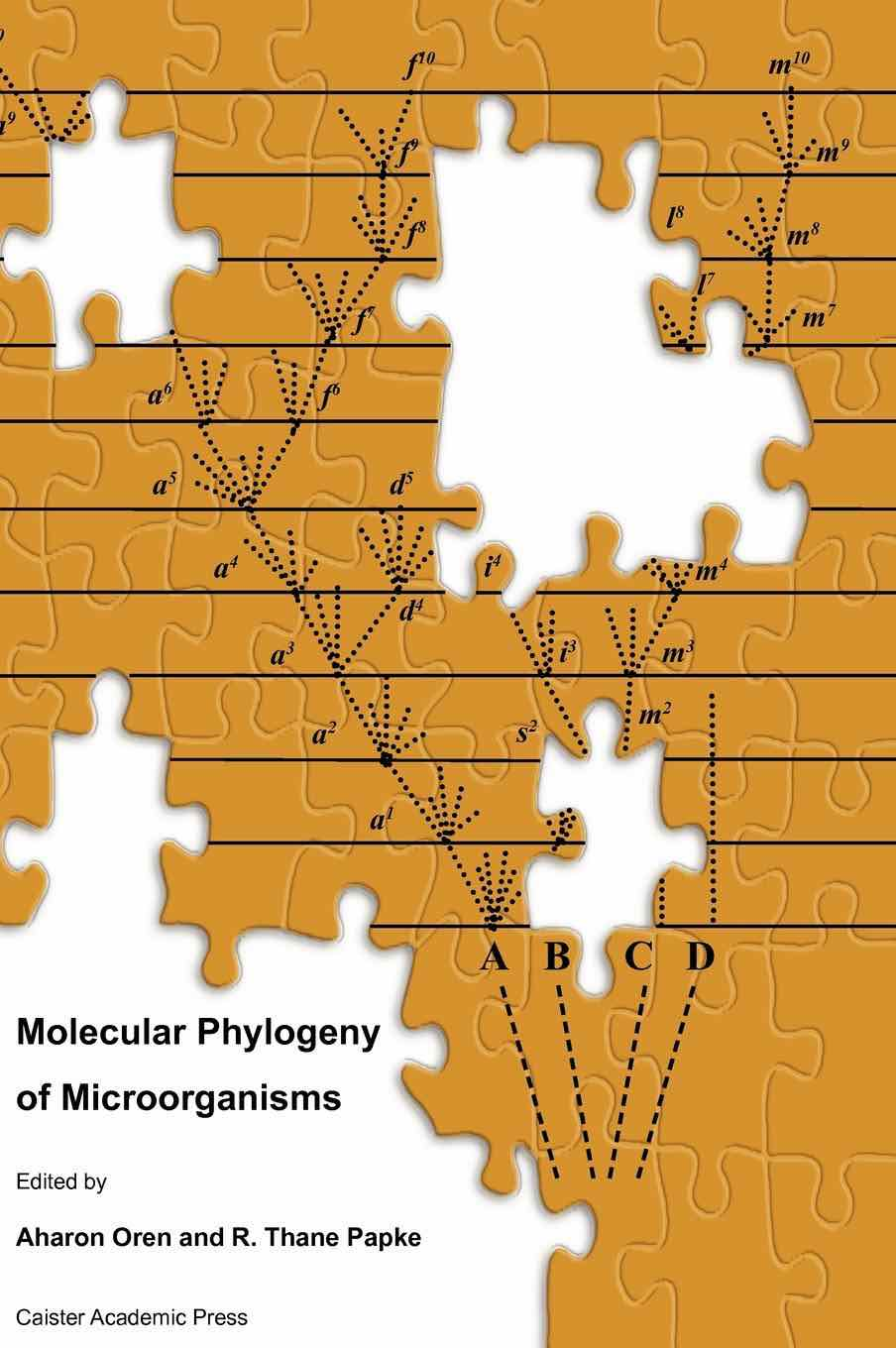 Molecular Phylogeny of Microorganisms book