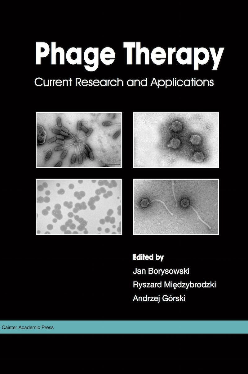 Phage Therapy: Current Research and Applications