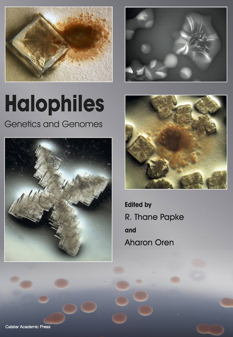 Halophiles: Genetics and Genomes