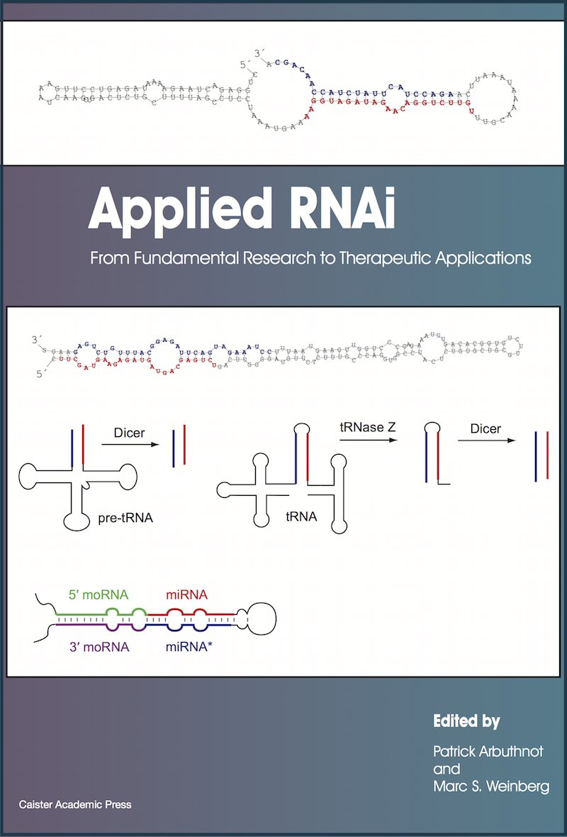 Applied RNAi book