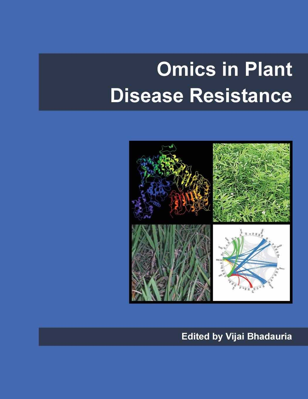Omics in Plant Disease Resistance book