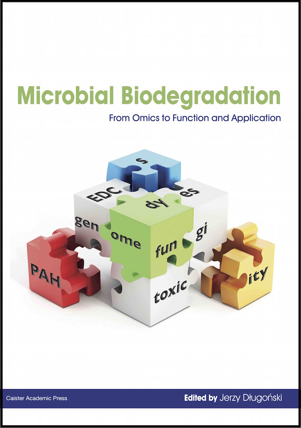 Microbial Biodegradation book