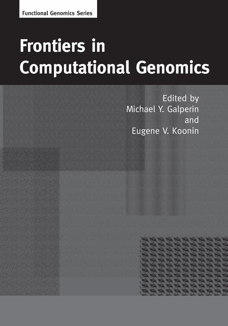 Frontiers in Computational Genomics  book