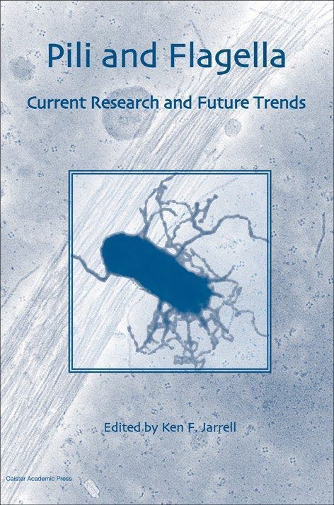 Pili and Flagella: Current Research and Future Trends