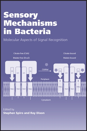 Sensory Mechanisms in Bacteria book