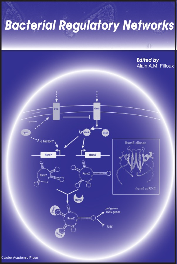 Bacterial Regulatory Networks book