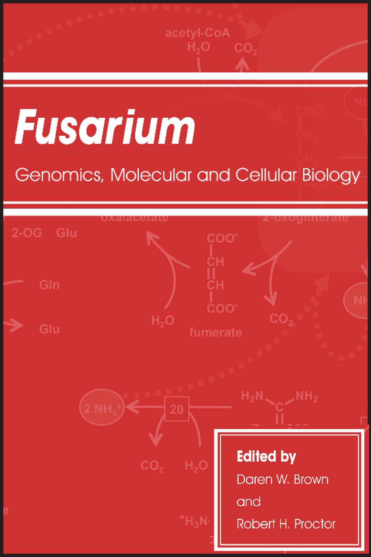 <i>Fusarium</i> book