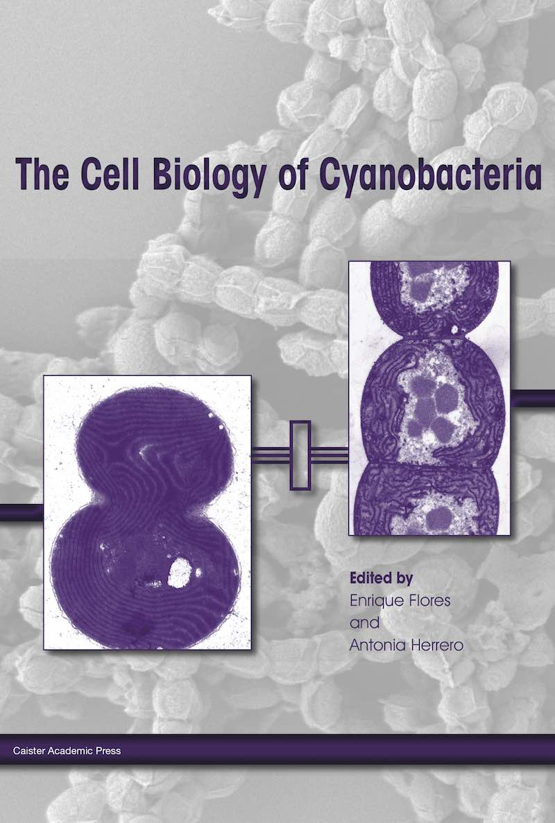 The Cell Biology of Cyanobacteria