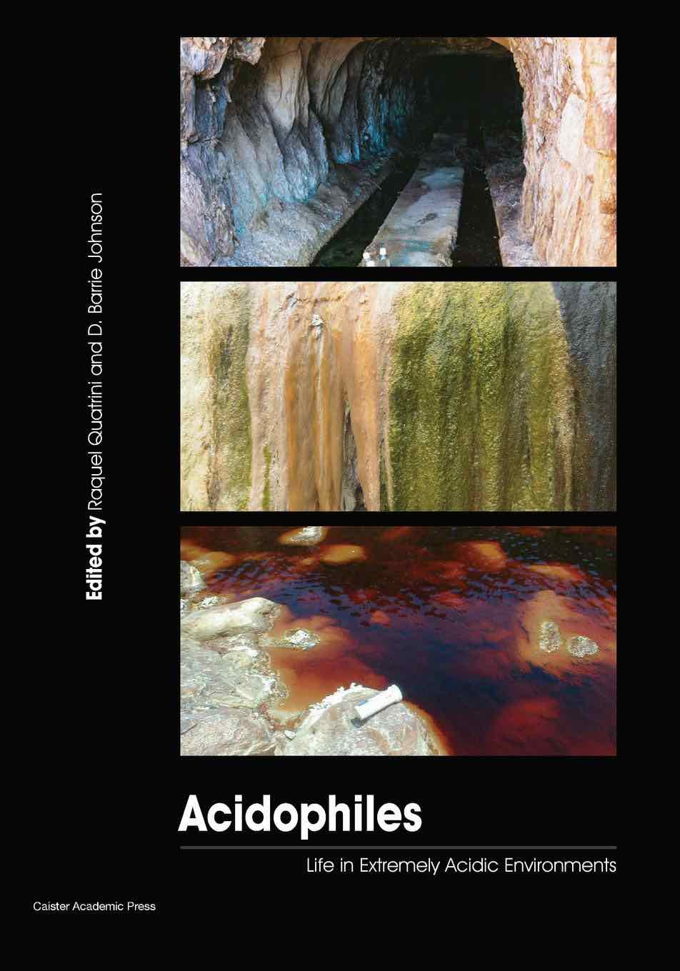 Acidophiles book