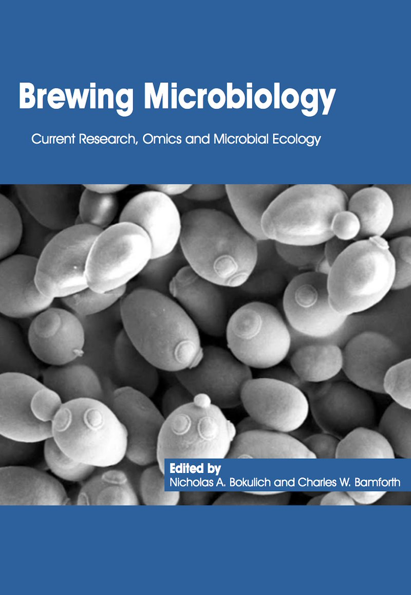Brewing Microbiology: Current Research, Omics and Microbial Ecology