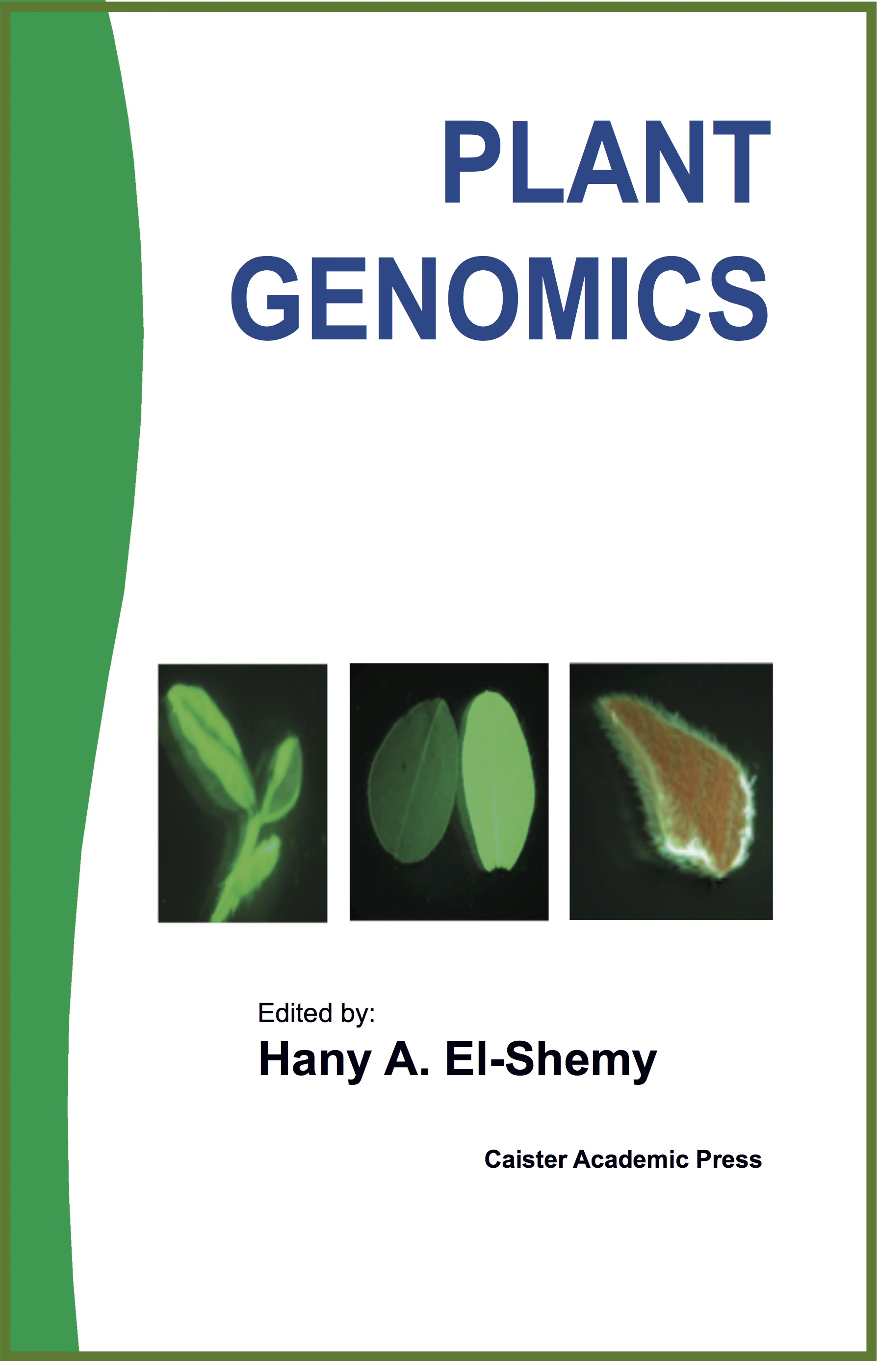 Plant Genomics book