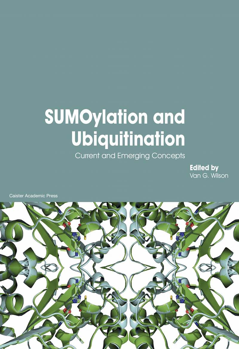 SUMOylation and Ubiquitination book