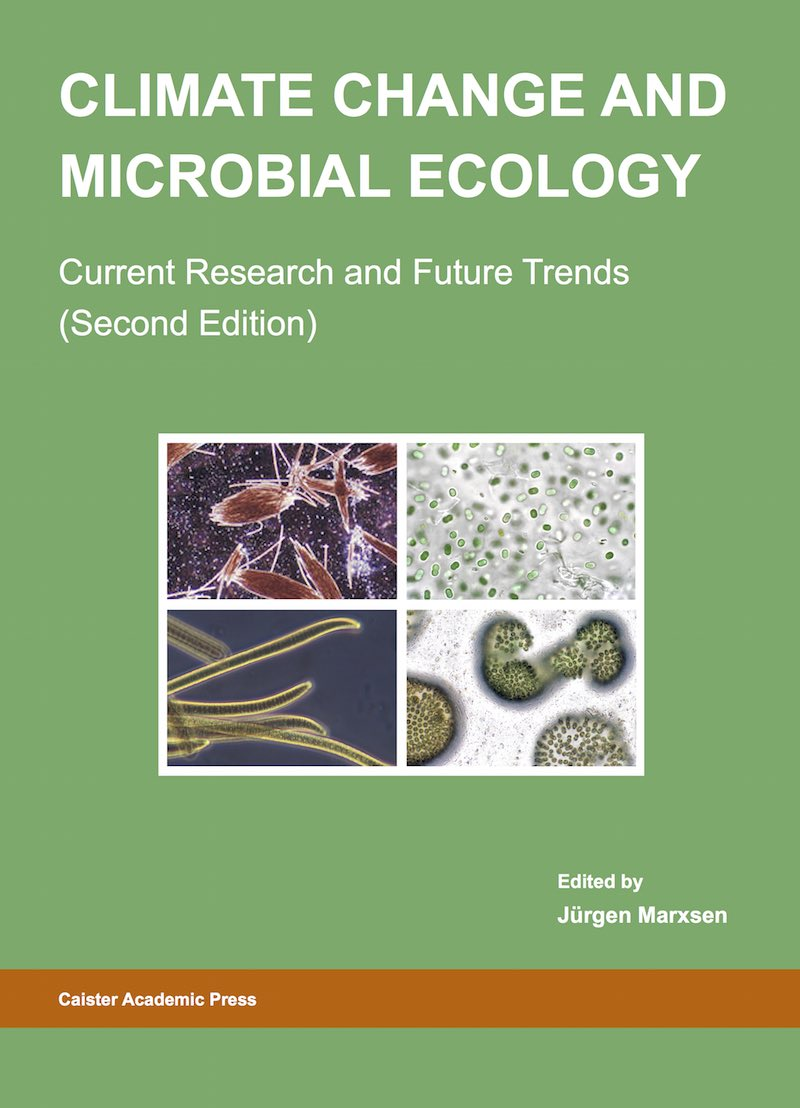 Climate Change and Microbial Ecology book